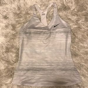 Nike dry fit  workout top